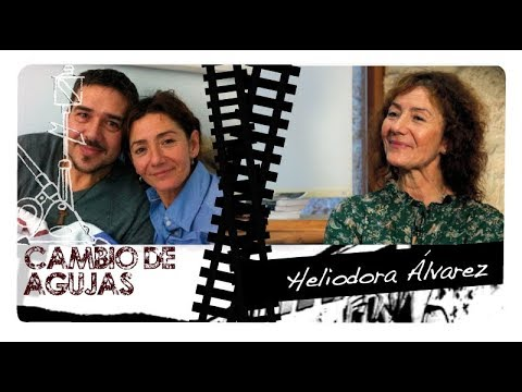 Cambio de agujas: Heliodora Álvarez