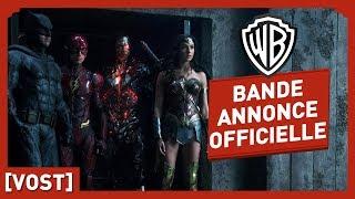 Trailer of Justice League (2017)