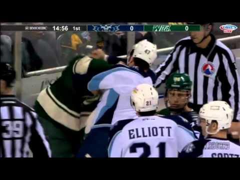 Rob Bordson vs Jimmy Oligny