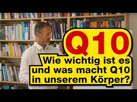Q10 - Wie wichtig ist es und was macht Q10 in unserem Körper? Markus Stark erklärt