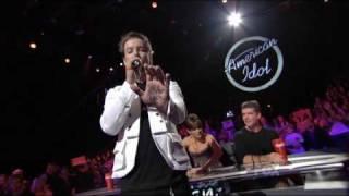David Cook - Innocent (American Idol 7 - Top 8)