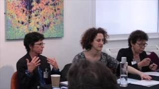 Yachad-NIF Security Conference: The Female Voice