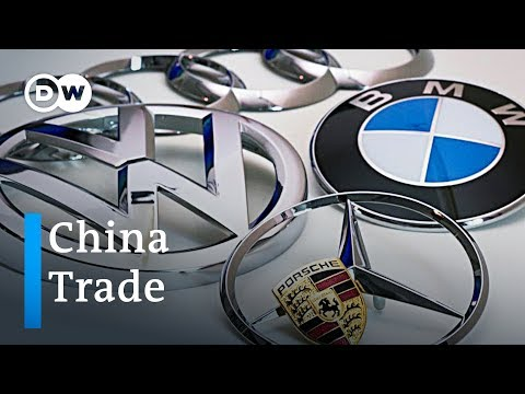 Download German industry leaders push for tougher trade policy towards China | DW News HD Mp4 3GP Video and MP3