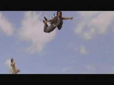 Kung Fu Hustle - scena pościgu