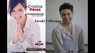 Entrevista a Iñaki Urlezaga radio Mitre