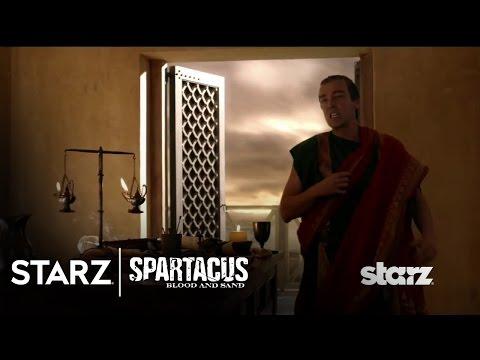 Spartacus: Blood and Sand | Batiatus | STARZ