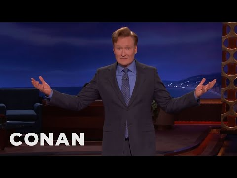 CONAN Monologue 04/20/17  - CONAN on TBS