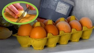 Youll Be Storing Your Eggs In The Freezer From Now On