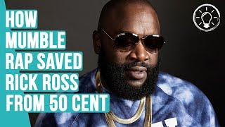 Hip-Hop's New Generation Saved Rick Ross's Career from 50 Cent