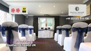 preview picture of video 'Best Wedding Venues Southern England UK - Kent Weddings'