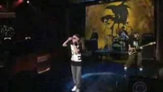 Lady Sovereign Live on Late Show