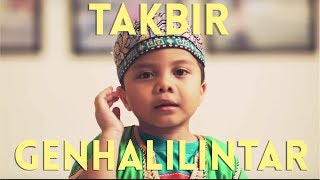 TAKBIR HARI RAYA GEN HALILINTAR  1 SYAWAL 1438 / 25 JUNI 2017