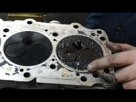 Разбор двигателя мерседес OM661LA 661120