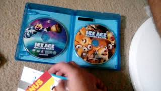 My Ice Age VHS/Blu-Ray/DVD Collection