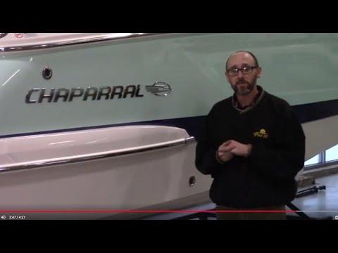 Chaparral 267 SSX video