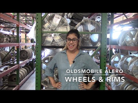 Factory Original Oldsmobile Alero Wheels & Oldsmobile Alero Rims – OriginalWheels.com