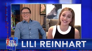 Lili Reinhart Didn't Go To Prom Because She Was Going To High School Online thumbnail