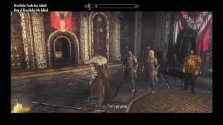 Mod  Skyrim Become King of Rivehelm