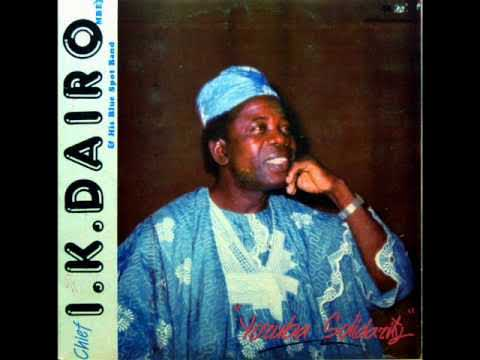 E RORA FESO JAYE by IK DAIRO | EVERGREEN MUSIC