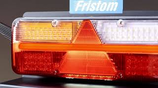 FT 500 Rear Lamps
