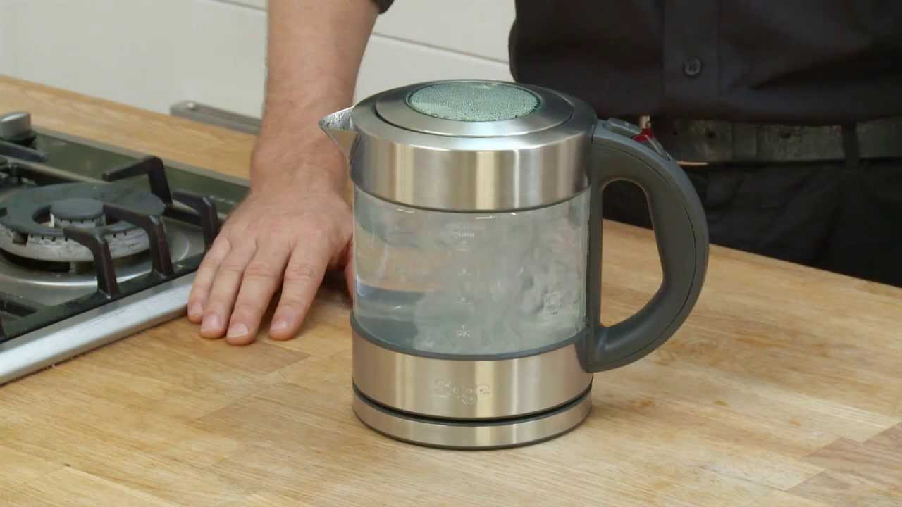 Compact Kettle Demo - Sage