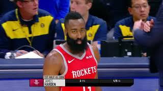 Houston Rockets vs Denver Nuggets   November 13, 2018