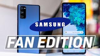 Samsung Galaxy S20 FE (Fan Edition) first look!