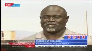 Kikosi cha Rollball; Kushiriki mechi za bara Afrika