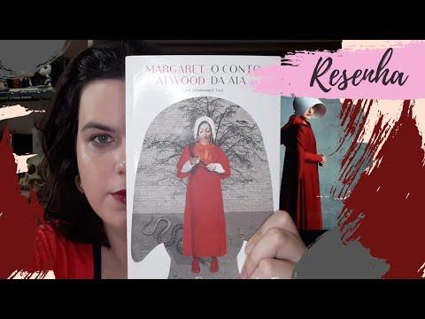 RESENHA #159: O CONTO DA AIA | THE HANDMAID'S TALE de MARGARET ATWOOD