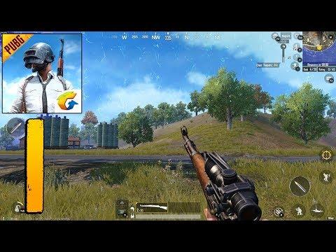 PUBG Mobile - Gameplay Walkthrough Part 1 - Deathmatch