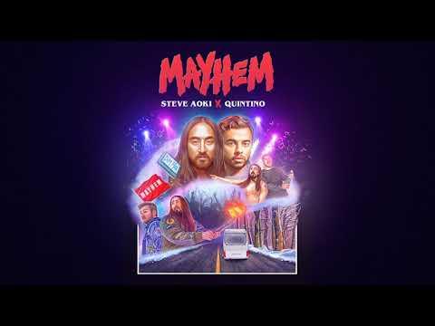 Steve Aoki & Quintino - Mayhem | Dim Mak Records