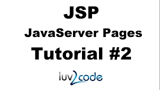 JSP Tutorial #2 - How To Take This Course