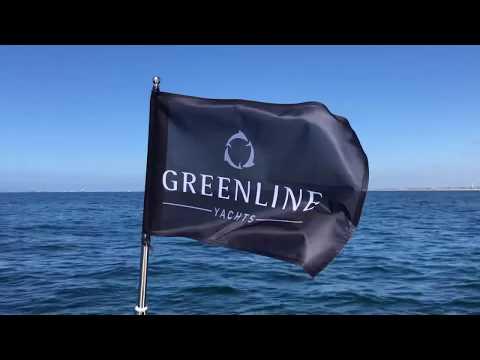 Greenline 40 video