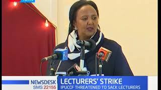 CS Amina summons council chairmen of all 31 public universities and colleges for a meeting