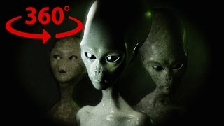360° ALIEN ABDUCTION - HORROR VR