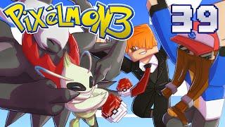 Braviary  - (Pokémon) - PIXELMON 3 - BRAVIARY Y EL PROBLEMA PARTE 39 - POKÉMON EN MINECRAFT