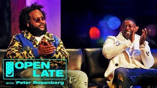 Open Late with Peter Rosenberg - Blac Youngsta and Bas on Tha Carter V, Plus Gashi and Mike Posner