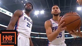 Milwaukee Bucks vs Philadelphia Sixers 1st Qtr Highlights | March 17, 2018-19 NBA Season