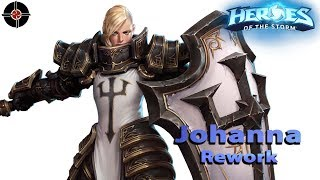Johanna - Rework - Heroes of the Storm (HotS)