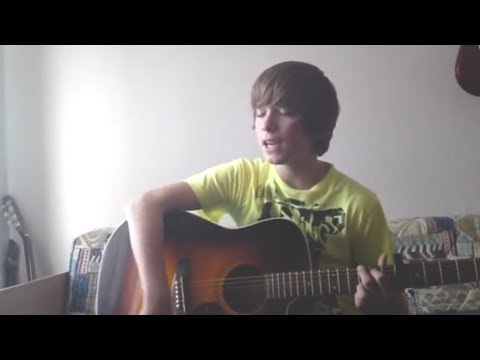 Dominik singing - One Time by Justin Bieber