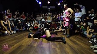 TRUE TWERK BATTLE| FINAL |JANE MISHKA vs JACK GOMEZ(win)