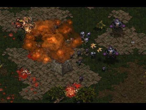 Last (T) v Zero (Z) on Fighting Spirit - StarCraft  - Brood War REMASTERED