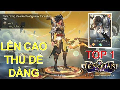 Thoát kiếp kim cương dễ ẹc khi được TOP 1 Triệu Vân Việt Nam gánh team