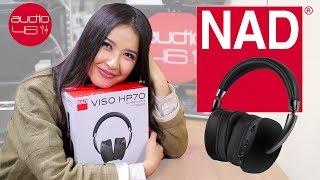 NAD VISO HP70 Wireless. Headphones Review