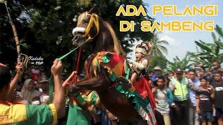 Arak Arakan Kuda Desa Sambeng || Peringatan Isroq Mi'roj Masjid Nurul Barokah Desa Sambeng