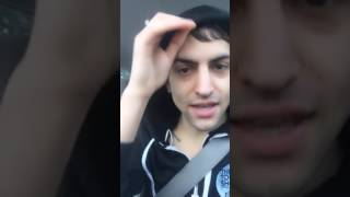 Chillin, relaxing, chillout together with #liveme  - Mitch Grassi | 01/14/17 live.me