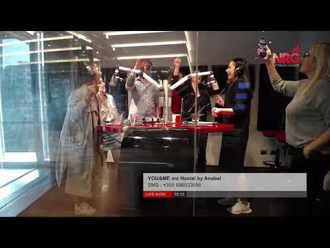 Hostel by Anabel LIVE në You&Me by JAZ - ENERGY Radio - ENERGY Albania