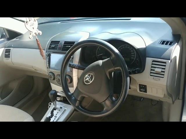 Toyota Corolla GLi Automatic 1.6 VVTi 2013 for Sale in Islamabad