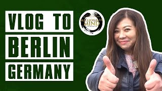 【TheJuneShow — EP8】Vlog To Berlin, Germany   Never Work Again   Millionaire Mind Intensive