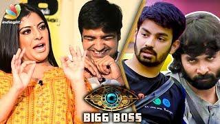 என்னடா Snehan விட Speed ah இருக்க : Sathish, Varalakshmi Interview | Bigg Boss Tamil, Mahat